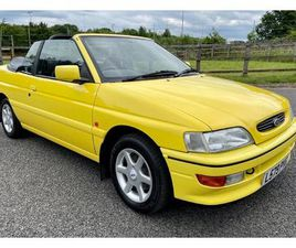 FORD ESCORT 1.8 SI 2DR
