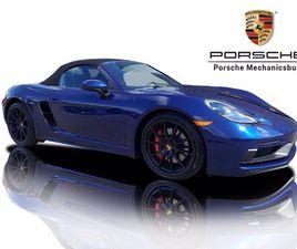 2021 PORSCHE 718 BOXSTER GTS