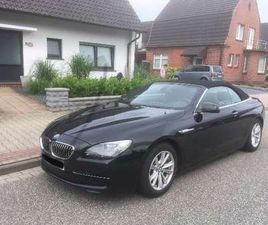 BMW 640 6ER CABRIO