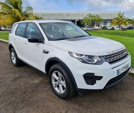 LAND ROVER DISCOVERY SPORT 7 PLACES