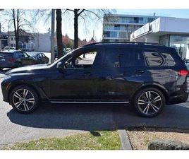 2020 BMW X7 40I M SPORT 7 PASS LOADED WITH ONLY 7,000 KMS! NO ACCIDENT
