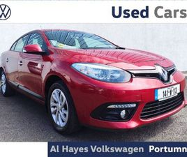RENAULT FLUENCE DYNAMIQUE 1.5 DCI 90BHP SALE NOW FOR SALE IN GALWAY FOR €8,500 ON DONEDEAL