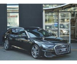 AUDI A6 AVANT 40 TDI S-LINE AUTO FOR SALE IN DUBLIN FOR €48,900 ON DONEDEAL