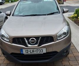 2012 NISSAN QASHQAI+2 FOR SALE IN DUBLIN FOR €9,950 ON DONEDEAL
