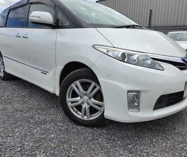 2011 TOYOTA ESTIMA HYBRID AUTOMATIC 8 SEATER 4WD FOR SALE IN LAOIS FOR €UNDEFINED ON DONED