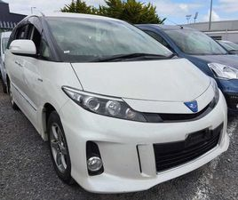 2015 TOYOTA ESTIMA HYBRID AUTOMATIC 7 SEATER 4WD FOR SALE IN LAOIS FOR €UNDEFINED ON DONED