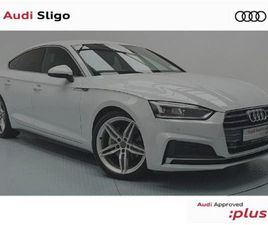 AUDI A5 S LINE 40 TDI 190 S TRONIC AUTO START/STOP FOR SALE IN SLIGO FOR €47,850 ON DONEDE