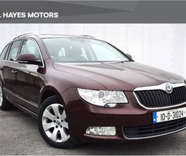SKODA SUPERB COMBI AMBI 1.9 TDI DRIVING PERFECT FOR SALE IN CLARE FOR €6,500 ON DONEDEAL