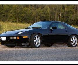 1985 PORSCHE 928 5 SPD MANUAL | CARS & TRUCKS | CITY OF TORONTO | KIJIJI