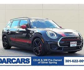 BRONZE COLOR 2018 MINI COOPER CLUBMAN JOHN COOPER WORKS FOR SALE IN SILVER SPRING, MD 2090