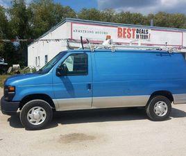 2012 FORD E-250 XL CARGO VAN | CARS & TRUCKS | WINNIPEG | KIJIJI