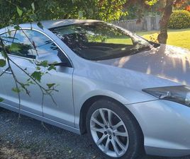 2011 RENAULT LAGUNA COUPE DIESEL SILVER FOR SALE IN GALWAY FOR €4,500 ON DONEDEAL