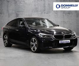 BMW 6 SERIES 630D XDRIVE M SPORT 5DR AUTO 3.0