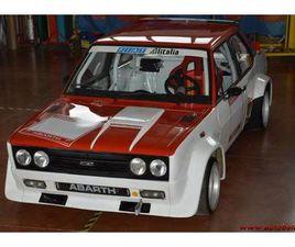 VENDO FIAT 131 ABARTH GRUPPO 4