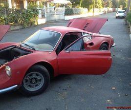 VENDO FERRARI DINO 246 GTS 1973