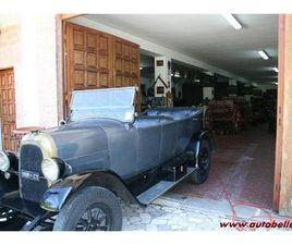 VENDO FIAT 501 TORPEDO 1923