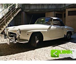 VENDO MERCEDES BENZ 190SL DEL 1959 ISCRITTA ASI