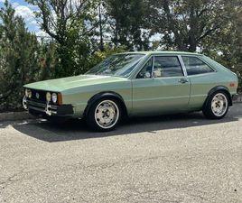 1976 VOLKSWAGEN SCIROCCO   CARS & TRUCKS   EDMONTON   KIJIJI