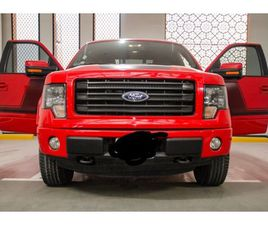 USED FORD F-150 5.0L FX4 2014