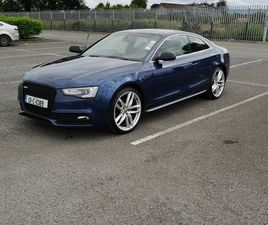 AUDI A5 S-LINE QUATTRO FOR SALE IN TIPPERARY FOR €12,750 ON DONEDEAL