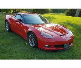 2006 CHEVROLET CORVETTE Z06 RED 2 DOOR COUPE | CARS & TRUCKS | ST. CATHARINES | KIJIJI