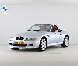 BMW Z3 M ROADSTER ORIGINEEL NL, 2E EIG, INCL. HARDTOP
