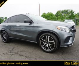 GRAY COLOR 2019 MERCEDES-BENZ GLE 43 AMG COUPE 4MATIC FOR SALE IN EDISON, NJ 08817. VIN IS