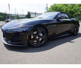 BRAND NEW BLACK COLOR 2021 JAGUAR F-TYPE FIRST EDITION FOR SALE IN MARLBORO TOWNSHIP, NJ 0