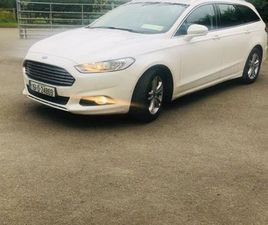 FORD MONDEO ESTATE (2015) FOR SALE IN WICKLOW FOR €9,400 ON DONEDEAL