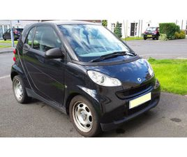VERY LOW MILEAGE, SMART, FORTWO COUPE, COUPE, 2008, SEMI-AUTO, 999 (CC), 2 DOORS