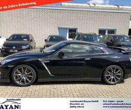 NISSAN GT-R GT-R BLACK EDITION