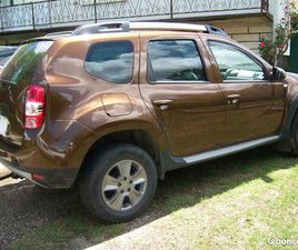VOITURE DACIA DUSTER