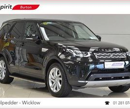 LAND ROVER DISCOVERY DISCOVERY 3.0 SDV6 HSE FOR SALE IN WICKLOW FOR €58,950 ON DONEDEAL