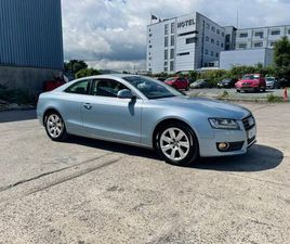 2008 AUDI A5 2.7TDI 190BHP AUTO NCT 01/2022 FOR SALE IN DUBLIN FOR €4,995 ON DONEDEAL