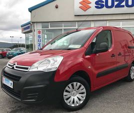 CITROEN BERLINGO, 2018 FOR SALE IN DONEGAL FOR €13,500 ON DONEDEAL