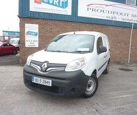 RENAULT KANGOO, 2018 PRICE + VAT FOR SALE IN MEATH FOR €9,950 ON DONEDEAL
