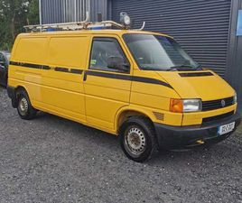 RARE**VW TRANSPORTER 2.5 4WD SYNCHRO!! FOR SALE IN CARLOW FOR €5,495 ON DONEDEAL