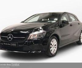 MERCEDES-BENZ A-CLASS A160 D STYLE FOR SALE IN DUBLIN FOR €20,950 ON DONEDEAL