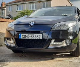 RENAULT MEGANE GTLINE 2013, NCT 05/22 FOR SALE IN LOUTH FOR €8,200 ON DONEDEAL