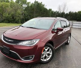 2018 CHRYSLER PACIFICA 3.60 TOURING-L
