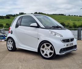 SMART FORTWO 1.0 PULSE SOFTTOUCH 2DR