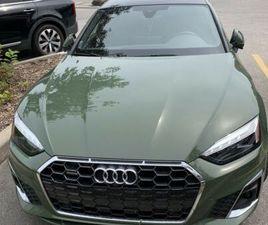 2020 A5 SPORTBACK S LINE TECHNIK FOR SALE | CARS & TRUCKS | CALGARY | KIJIJI