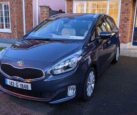 KIA CARENS 7 SEAT + TOP SPEC + LOW MILEAGE FOR SALE IN GALWAY FOR €11,500 ON DONEDEAL