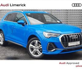 AUDI Q3 35TDI 150 S-T S LINE FOR SALE IN LIMERICK FOR €42,000 ON DONEDEAL