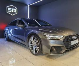 2018 AUDI A7 50 TDI S-LINE S-TRONIC AUTO.FINANCE FOR SALE IN DUBLIN FOR €58,950 ON DONEDEA