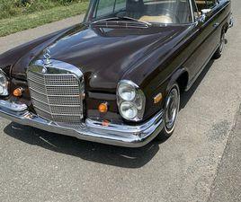 1969 MERCEDES-BENZ 280SE 2DR.COUPE