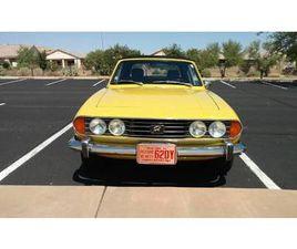 1973 TRIUMPH STAG MK2