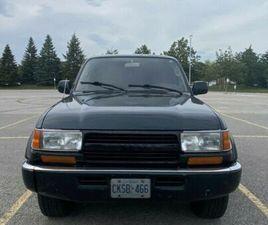 1994 TOYOTA LAND CRUISER FJ80 | CARS & TRUCKS | CITY OF TORONTO | KIJIJI