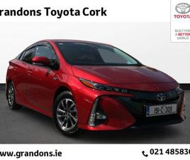 TOYOTA PRIUS PRIUS PLUG IN HYBRID FOR SALE IN CORK FOR €24,995 ON DONEDEAL