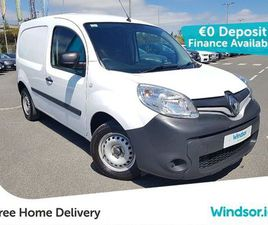 RENAULT KANGOO ML19 ENERGY DCI 110 BUS FOR SALE IN DUBLIN FOR €8,939 ON DONEDEAL